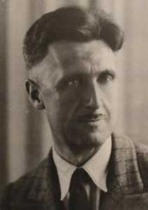 a biography and life work of george orwell an english novelist George orwell biography - george orwell, particularly known as a novelist was an avid follower of politics who voiced his intense dislike against totalitarianism.