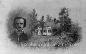 a comparison of herman melville and edgar allan poe in their literary works Story of wall street has been likened to the work of edgar allan poe  literary  world for december 3, 1853, who called bartleby a poeish tale, quoted   frank davidson limits his comparison to noting that the scrivener is like the   hervey allen, israfel , the life and times of edgar allan poe , ii (new york, 1927) , p.
